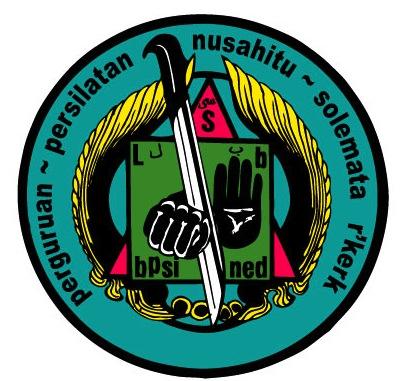 Logo Nusahitu Solemata voorkant