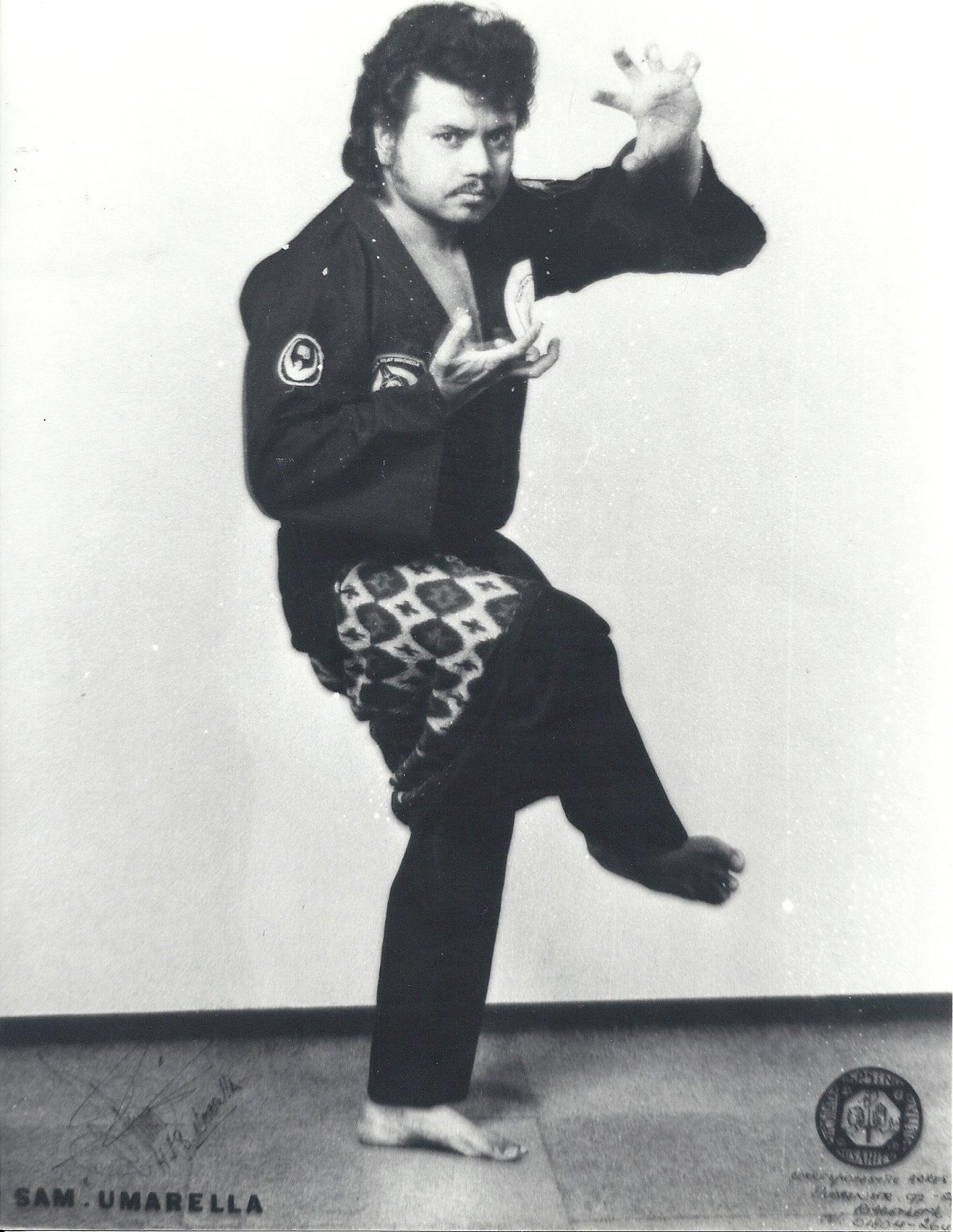 Haji Samad Umarella (1942-2013†)