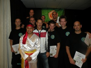 Kempesi diploma uitreiking