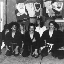 Buurthuis Cameleon, 1976