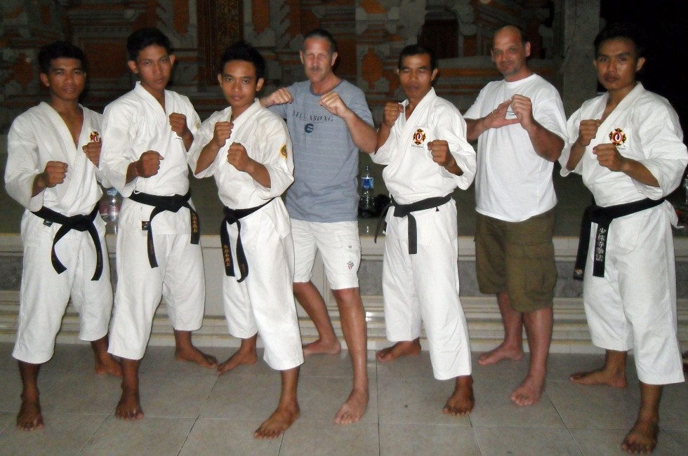Bali 2013; Kempo Persaudaraan Bela Diri